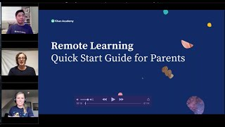 Parents, are you curious about how to use khan academy and kids for remote learning?join us as we'll walk through:- setting your set up...