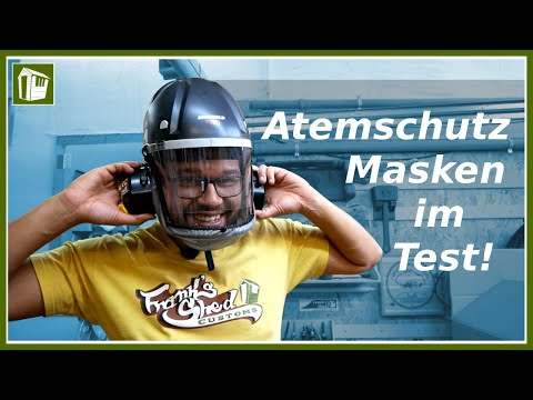 Atemschutzmasken Im Test | Review + Erfahrungsbericht Mit Franks Shed