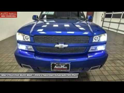 2004 Chevrolet Silverado Ss Bedford Ft Worth Tx Grapevine Tx Dallas Tx Arlington Tx B46752t