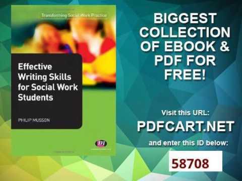 Free Social work essays