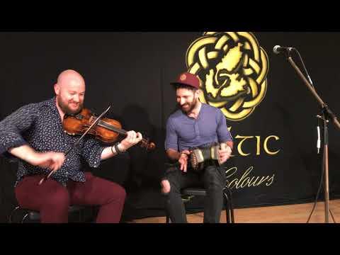 Fergal Scahill's fiddle tune a day 2017  Day 283   Brenda Stubbert's Reel