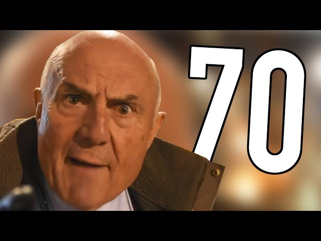 70 YEAR OLD MAKES GRIME MUSIC (TWOTI)