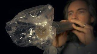 The ASMR Crinkle Flute