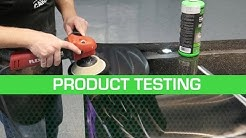 3D Products HD Car Care Product development testing