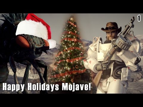 New Vegas: Happy Holidays Mojave - Part 1
