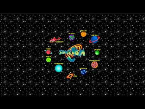 Space Jam Screen Saver and Wallpaper Installation