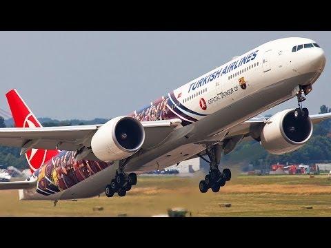 Cargospotter HD - Aviation Review of Year 2013 - Boeing, Airbus, Antonov, Ilyushin ...