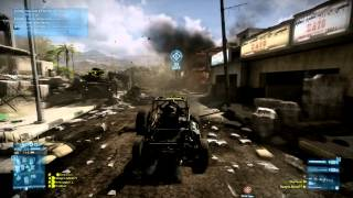 Battlefield 3 Algerie Multiplayer Operation: KITT P[2/2]