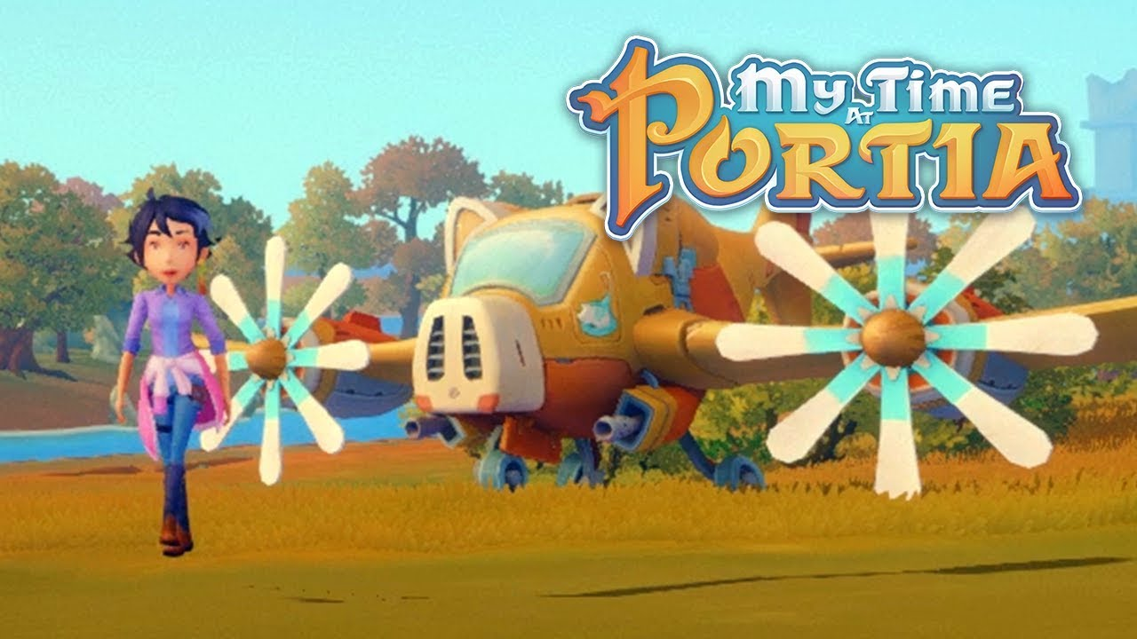 my time at portia mounts