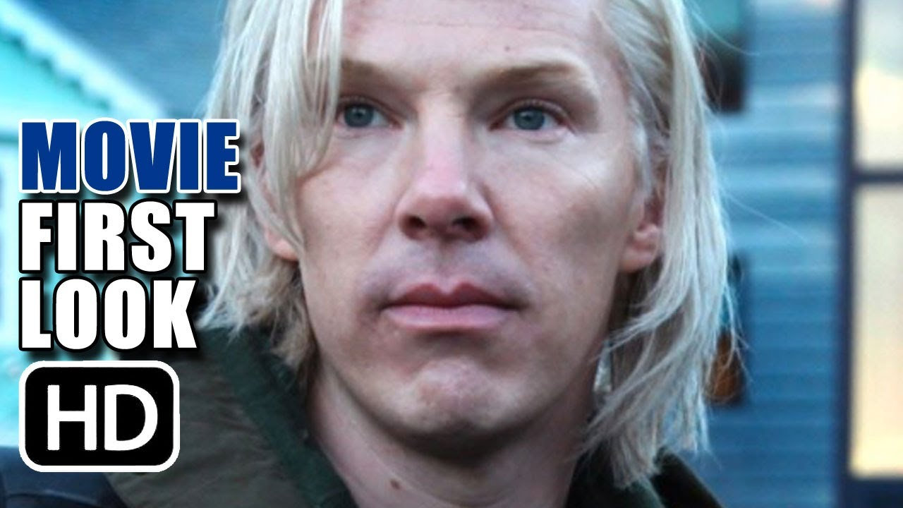 Download The Fifth Estate (2013) - First Look Benedict Cumberbatch As Wikileaks Julian Assange