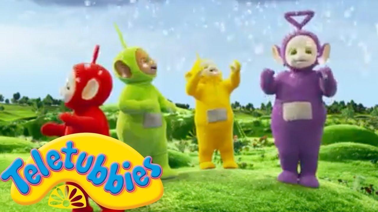 ☆ Teletubbies en Español Castellano ☆ Bolas de nieve ☆ #25 ☆ Espectáculos para niños ☆