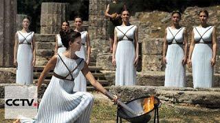 В Древней Олимпии зажгут огонь Олимпийских игр Рио-2016