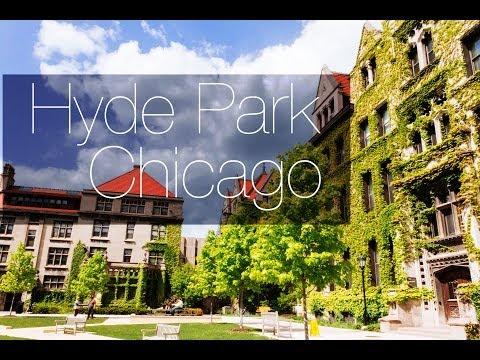 Hyde Park, Chicago   Гайд-парк, Чикаго   Университет Чикаго, США