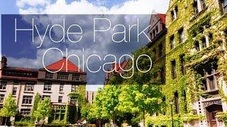 Hyde Park, Chicago | Гайд-парк, Чикаго | Университет Чикаго, США