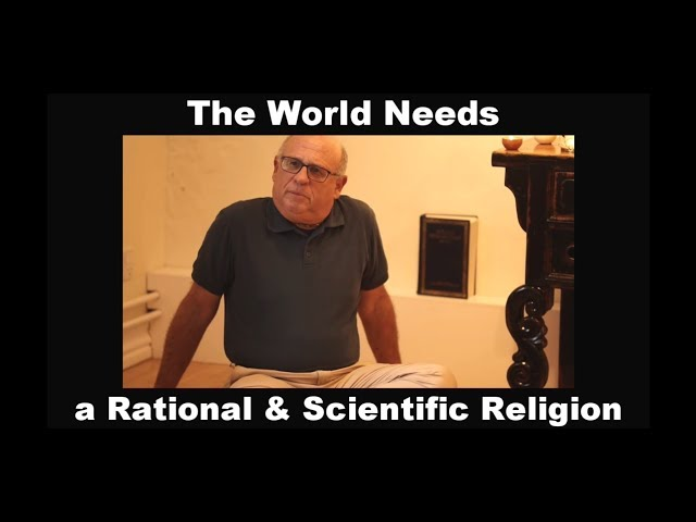 H.D.Goswami😎Nectar: The World Needs a Rational & Scientific Religion