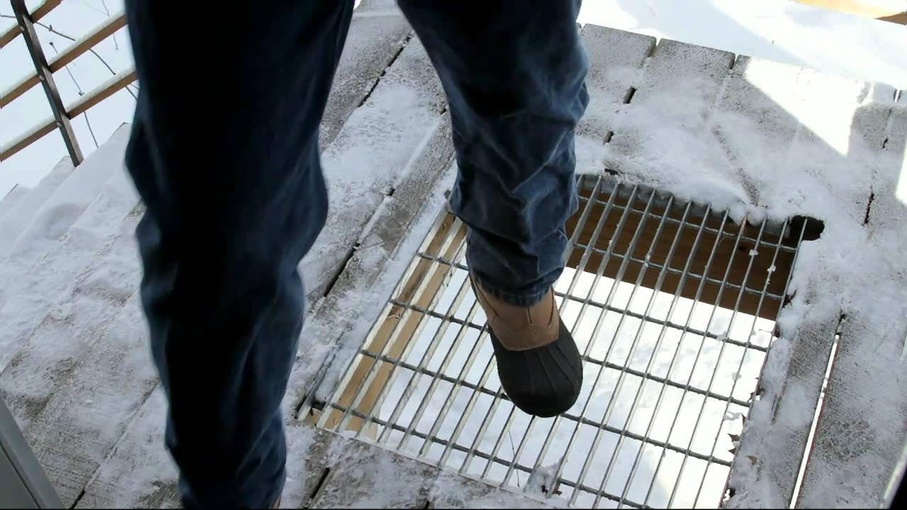 Steel Floor Grate  Fun  Functional  YouTube