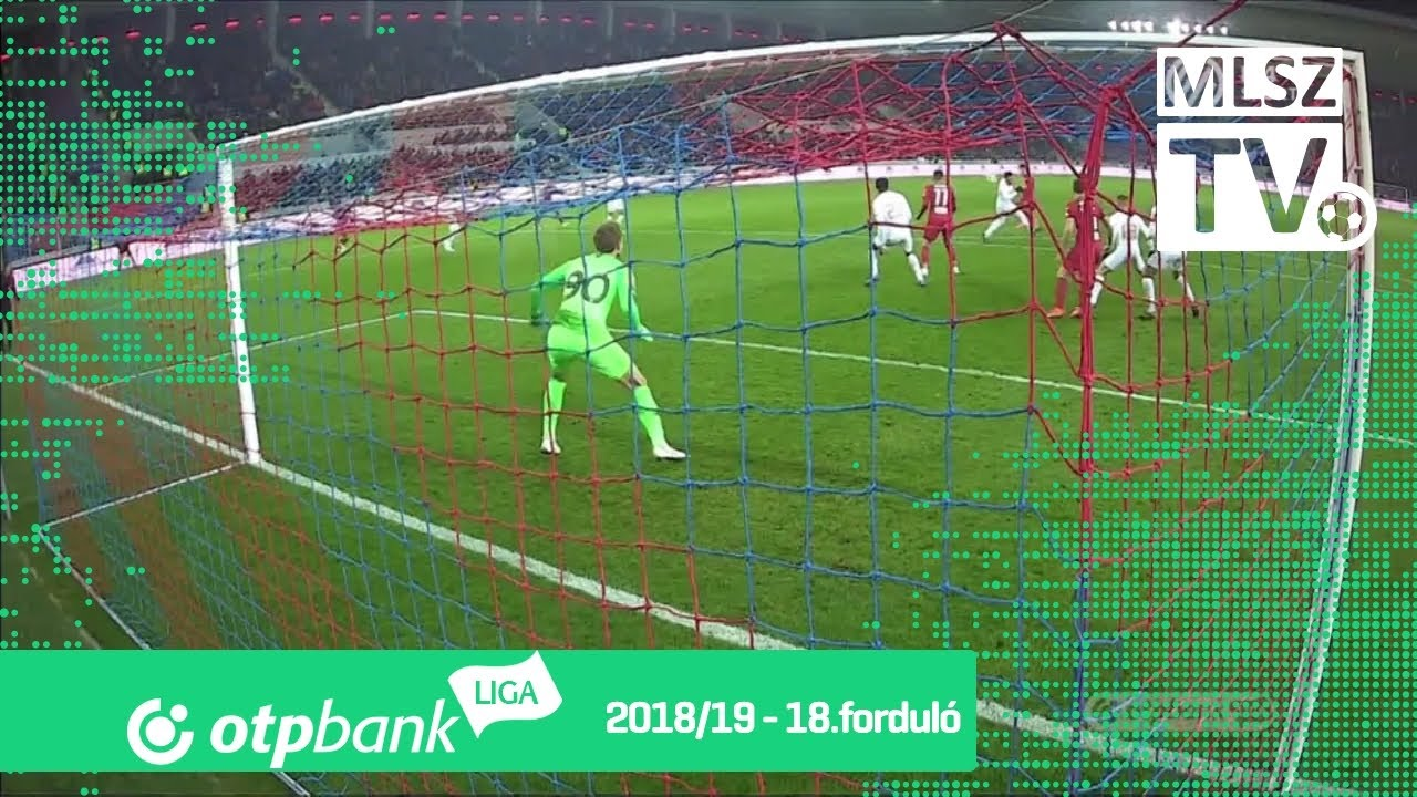 Mol Vidi FC – Ferencvárosi TC | 2-1 | (1-1) | OTP Bank Liga | 18. forduló | MLSZTV