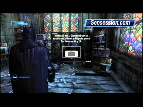 Batman Arkham City Armoured Edition Análisis Sensession