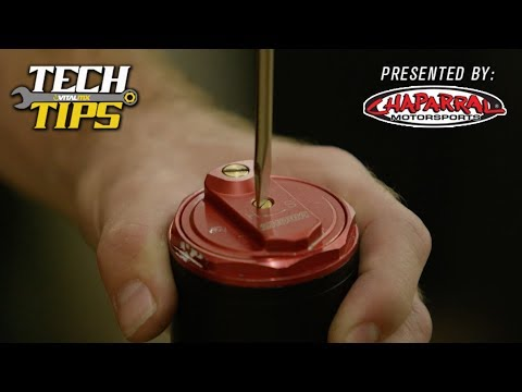 Tech Tips: Setting Up and Adjusting Motorcycle Forks