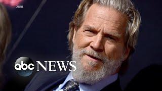 Actor Jeff Bridges announces he has cancer