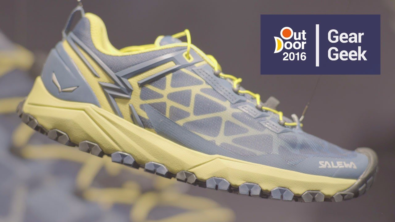 newest 4fc4b f5de9 Salewa Multi Track Trail Running Shoe | Outdoor 2016