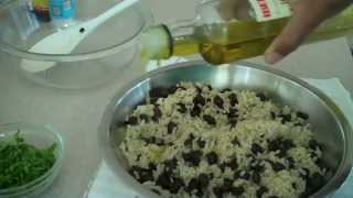 How To Cook Brown Rice With Black Beans