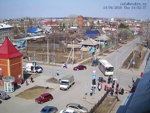 ДТП в Ялуторовске со смертельным исходом