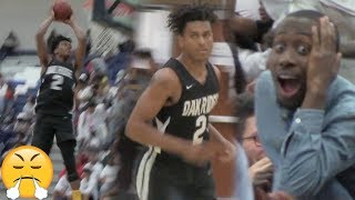 Best HS Dunker Niven Glover Shuts Up OVERRATED Chants with 35 PTS! 5 Star CJ Walker Puts on a Show!
