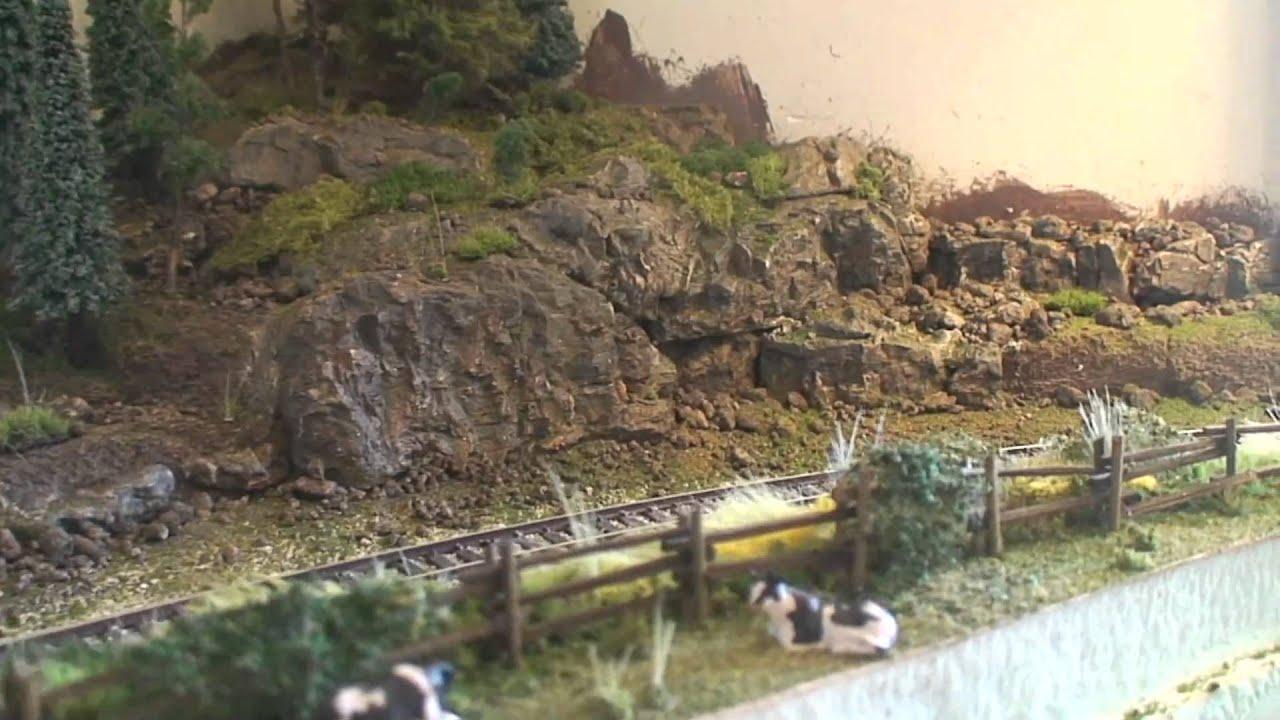 ho model train scenery 28 08 10