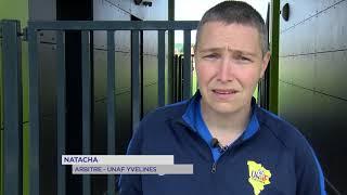 Yvelines | Football féminin : Natacha, l'une des sept femmes derrière le sifflet