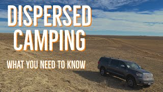 Dispersed Camping Colorado BĻM & National Forest: Rules & Tips
