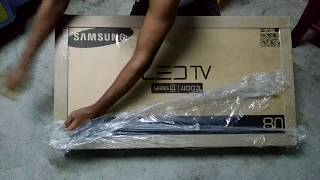 Unboxing Samsung 32 inches FH4003 LED TV Purchased from Flipkart