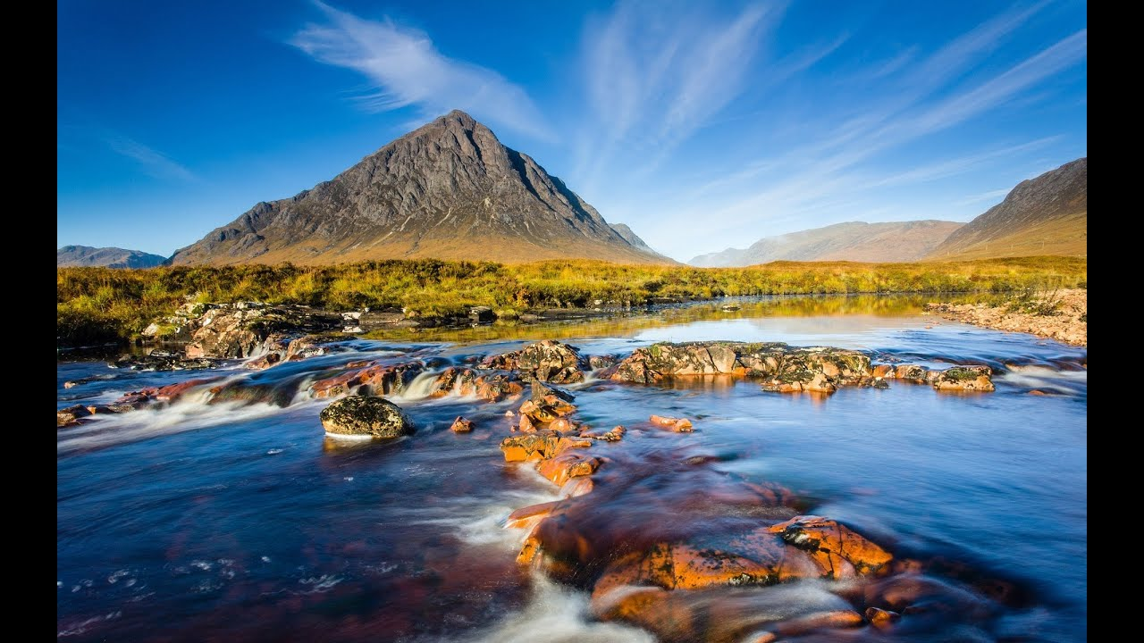 The Wild Landscapes Of Scotland