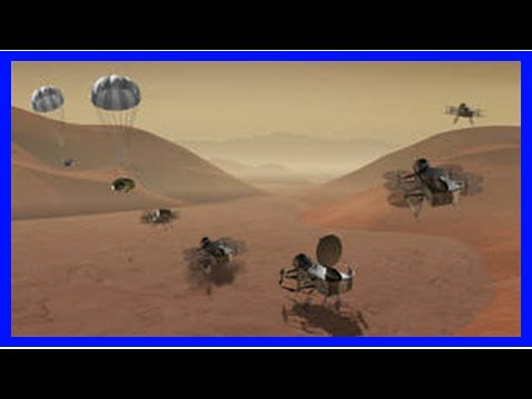 Is nasa heading to saturn's moon titan or chasing down comet 67p? the race is on to choose a destin