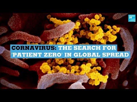 Coronavirus: The search for 'patient zero' in global spread