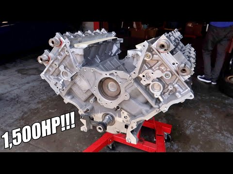 taking-delivery-of-my-1,500hp-motor:-built-5.8l-v8