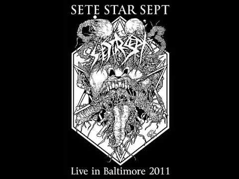 Sete Star Sept   - Live in Baltimore 2011