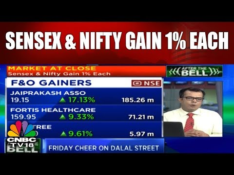 Friday Cheer on Dalal Street | Sensex & Nifty Gain 1% Each | AFTER THE BELL | CNBC TV18
