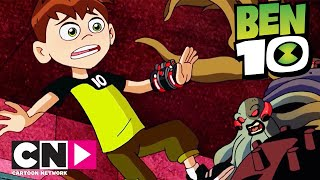 Ben 10 | Compilația Ben contra Vilgax | Cartoon Network