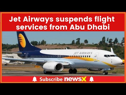 Jet Airways Cancels All Abu Dhabi Flights Due To Operational Reasons