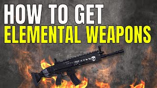 Fortnite - ELEMENTAL WEAPONS | HOW TO GET | SAVE THE WORLD