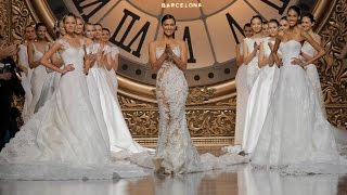 DEFILE PRONOVIAS 2016 FASHION SHOW BY NUANCE