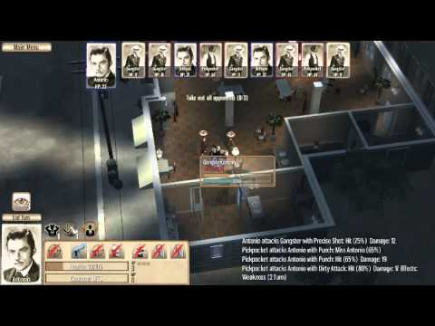 Lets play: Omerta City Of Gangsters Part 3 More Combat!  