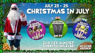Christmas in July Sale! - Sweets Kendamas