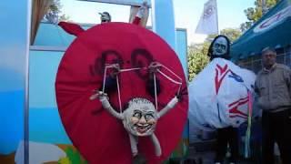 Смотреть видео театр Петрушек из детского дома №4 города Павловска онлайн