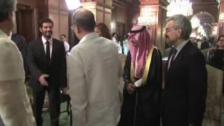 courtesy call of his royal highness prince alwaleed bin talal bin abdulaziz al saud