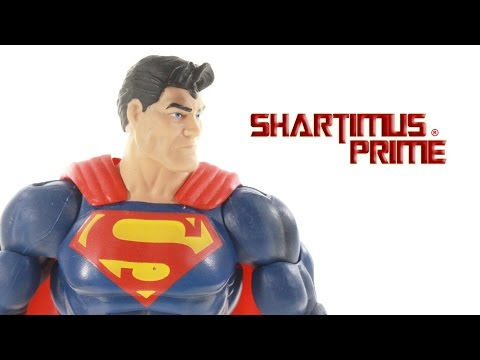 DC Multiverse Superman The Dark Knight Returns Frank Miller Comic Book Toy Action Figure Review