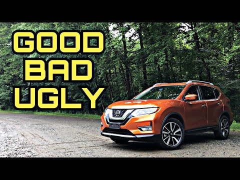 2018 Nissan Rogue Review: The Good, The Bad, & The Ugly