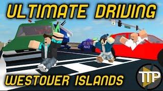 Roblox [RV!] Ultimate Driving: Westover Islands By TwentyTwoPilots| Wallping Gamer| Aboyz