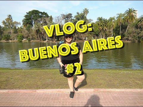 Vlog: Partiu Buenos Aires #2 - Life as Daphne